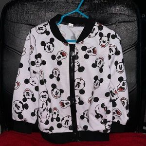 Other - Kids unisex Mikey mouse jacket size 18-24 months